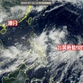 第5号台风料明生成横扫这里,第6号台风紧随其后,或袭珠江口