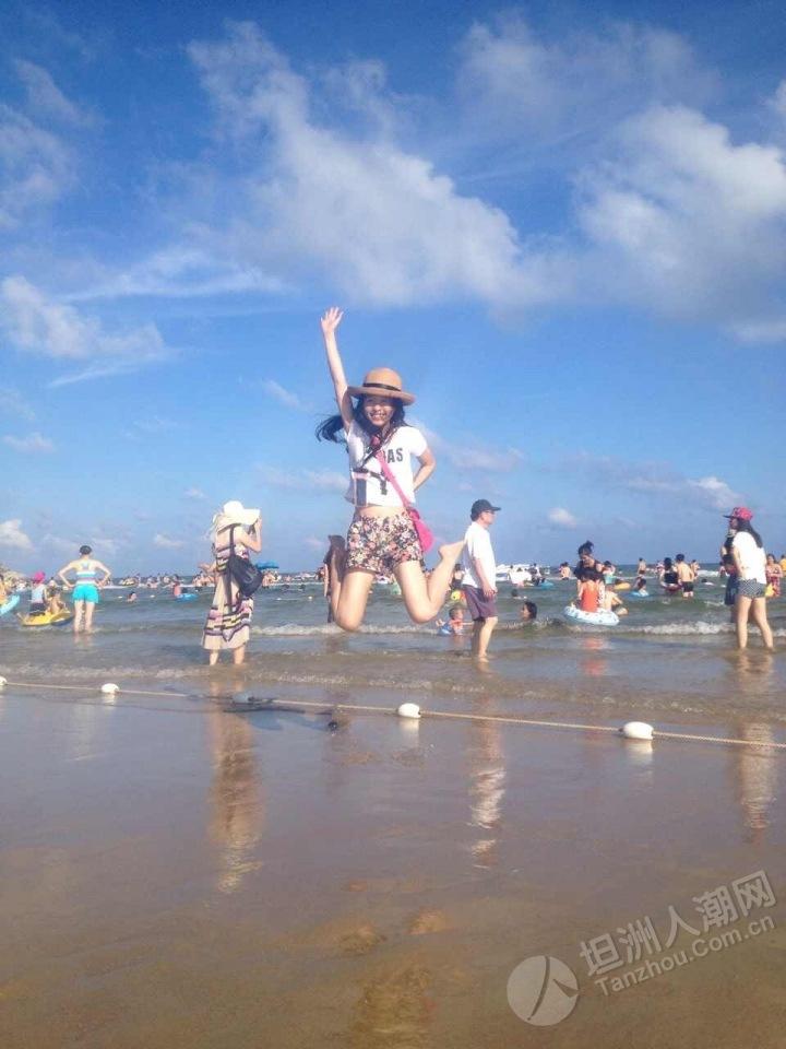 阳江海陵岛大角湾之旅