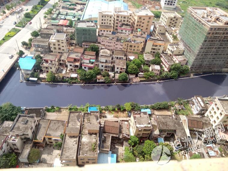 坦洲城中村自建房混乱无序?