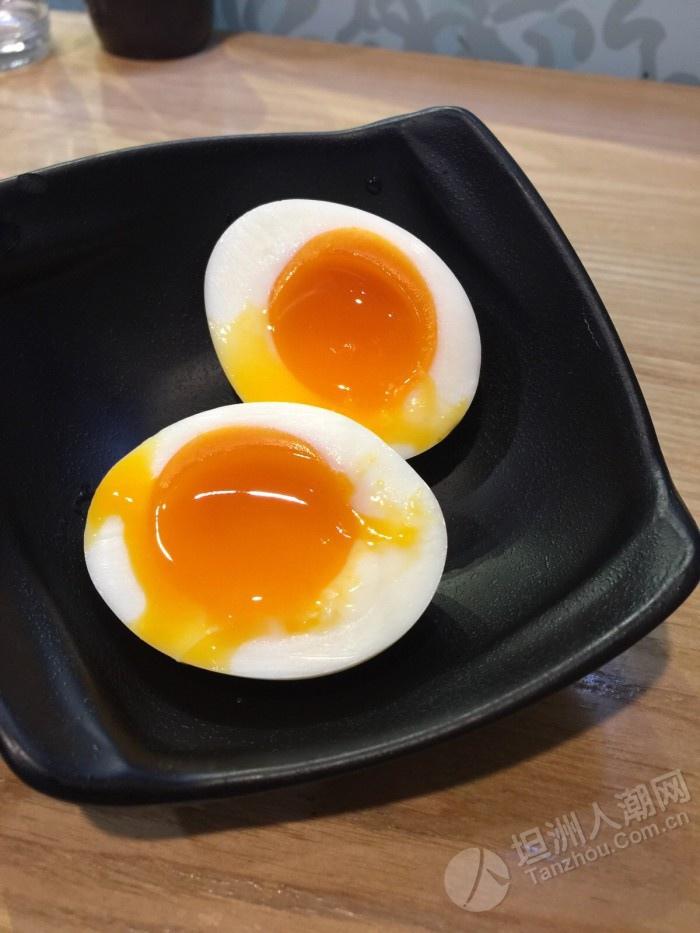 【话题】你能接受溏心蛋吗?