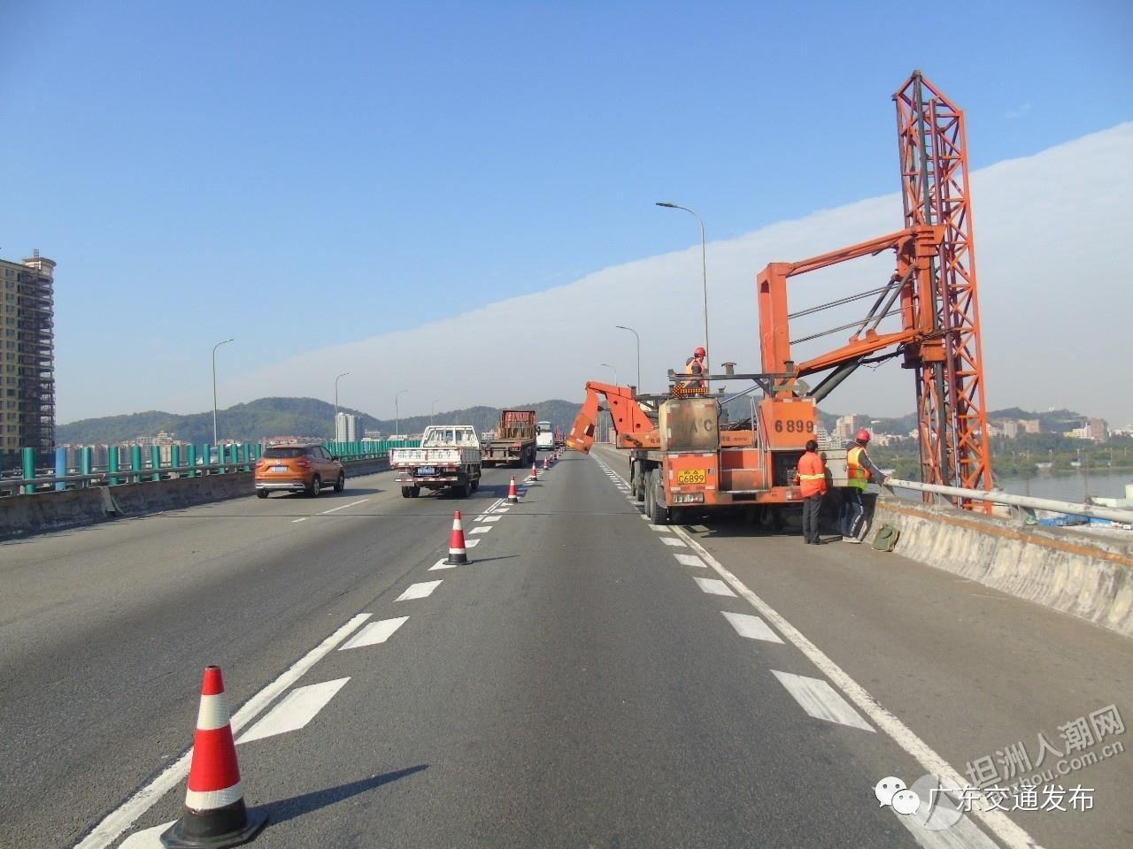 @坦洲司机注意:紧急通知!虎门大桥深圳方向将封闭!时间是……