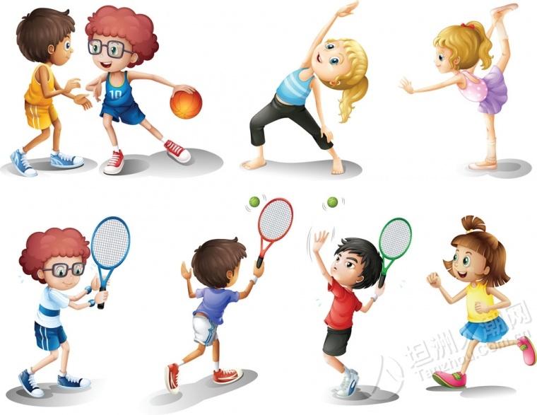 【话题】你喜欢什么运动?