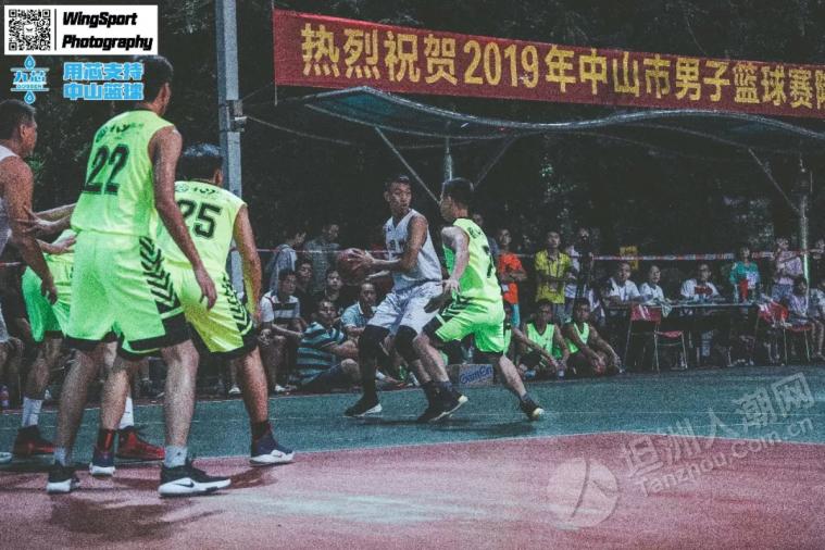 2019中山市男子篮球联赛揭幕战回顾 坦洲得分王、篮板王、 助攻王是他们