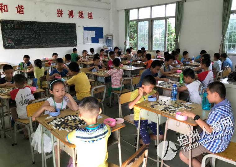 【报名】 2019年坦洲镇第7届围棋、象棋争霸赛来啦!