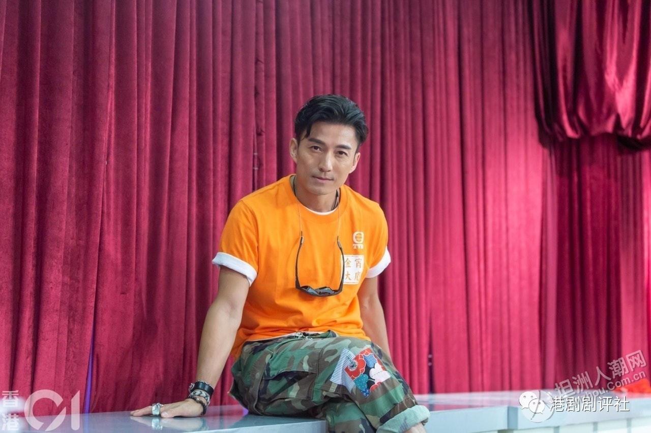 TVB视帝最后五强名单出炉,今年他最大机会夺视帝宝座?
