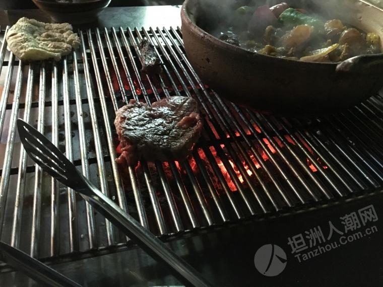【美食探路】坦洲的大西北烧烤都几惹味下