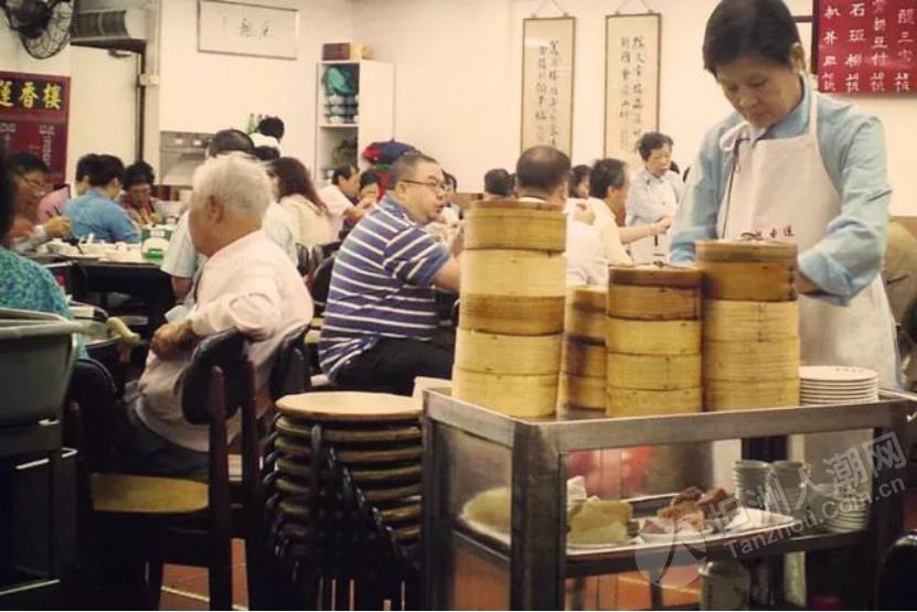广东人健康饮早茶摸底考试!坦洲街坊你敢来吗?