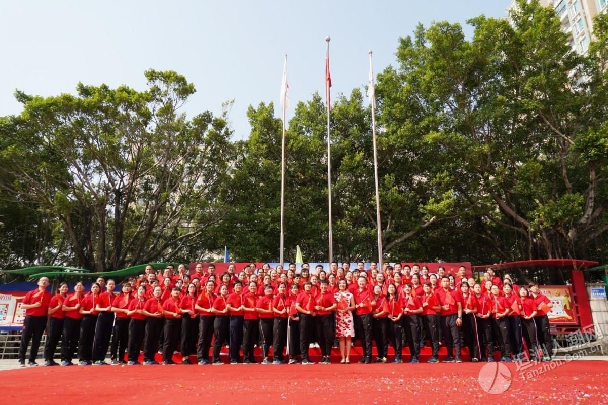 坦洲广大汇翠学校招聘语文教师、舞蹈教师等职位