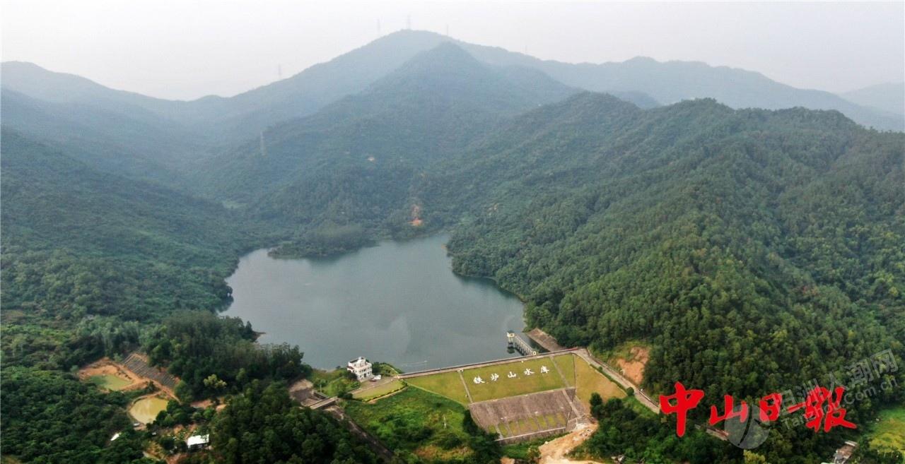 风景如画!坦洲这个森林公园即将对市民开放!在哪?