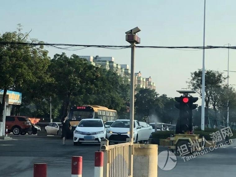 坦洲一周交通汇总16:上下班高峰时期,一定要注意行车安全!
