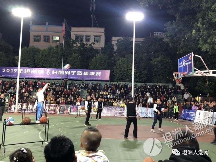 """热血!2019村居男子篮球联赛""""八强""""出炉,12月6日全明星赛决赛来袭~"""