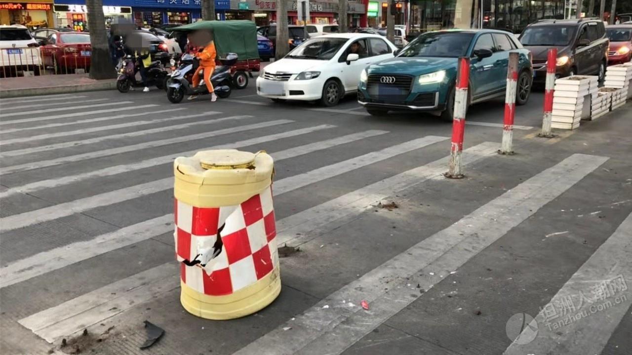 珠海9岁男孩偷开自家小车上街兜了5公里!闹市撞车后淡定开回家!