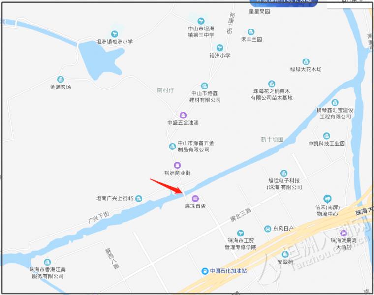 紧急通知:裕洲南村桥今晚八点起封桥!望周知~