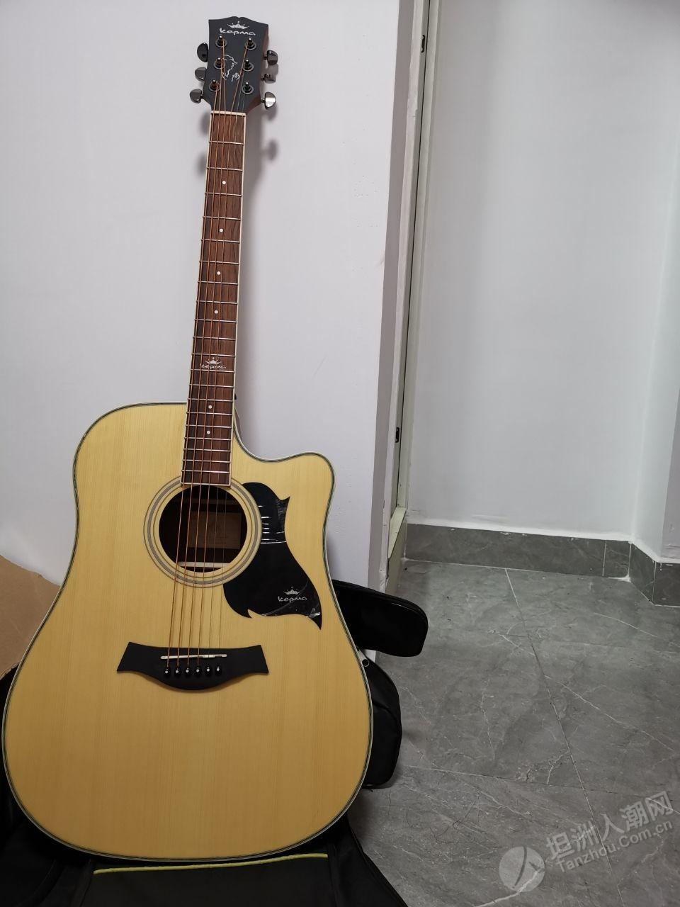 9成9新吉他,有意者请收