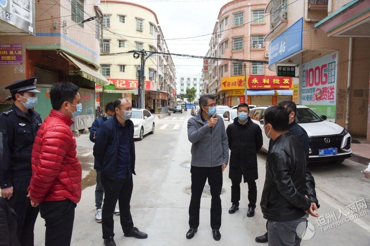 坦洲:严防输入性疫情  做实做细出租屋疫情防控管理