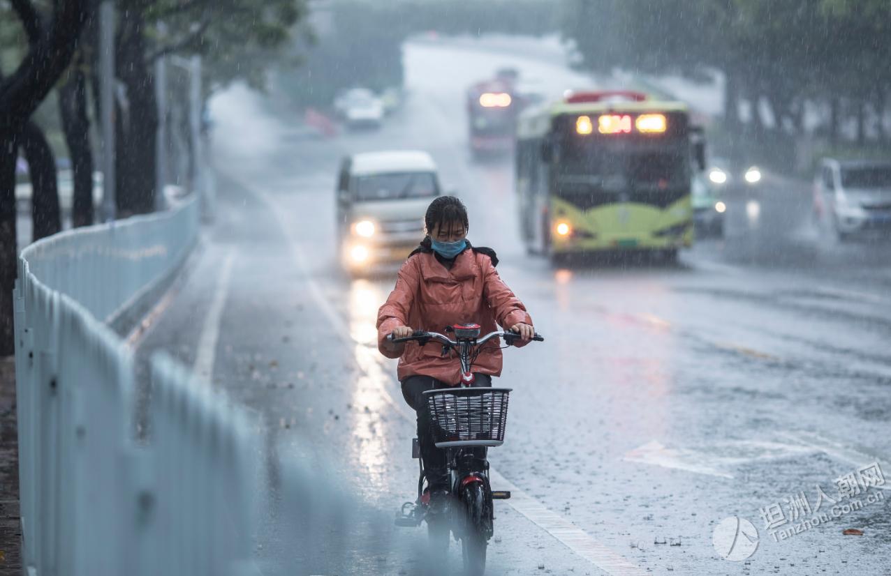 大雨+雷暴+降温,强对流天气倒计时!明天坦洲开启倒水模式