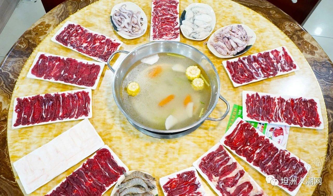 """58元无限量任吃!坦洲自助餐界""""新霸主"""",鲜切牛肉让你一次吃到爽!!"""