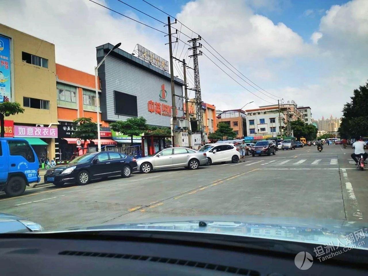 【创文红黑榜】注意!坦洲这些路段违停严重,交警部门回应了!