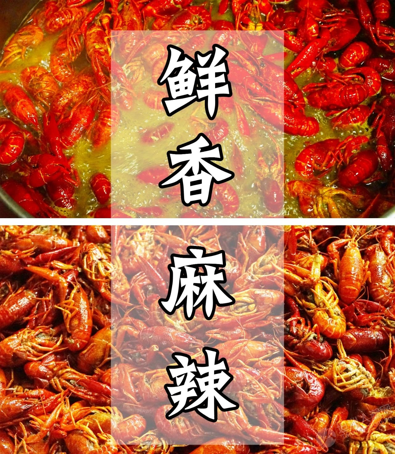 你没看错!大虾买1送1!李记虾皇口味与众不同,排队也要吃!!