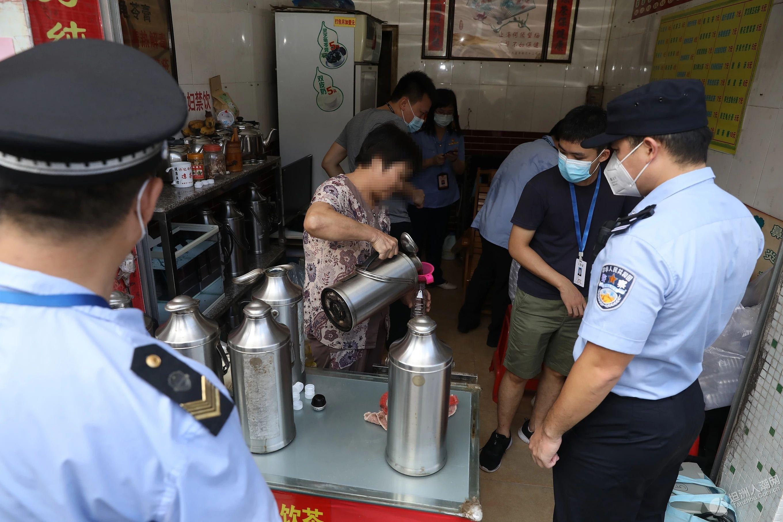 """最新!广州14家""""问题凉茶店""""名单曝光,涉知名品牌"""