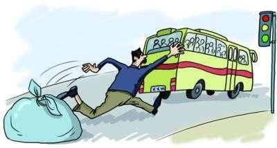 """【话题】你觉得公交车有必要""""逢站必停""""吗?"""