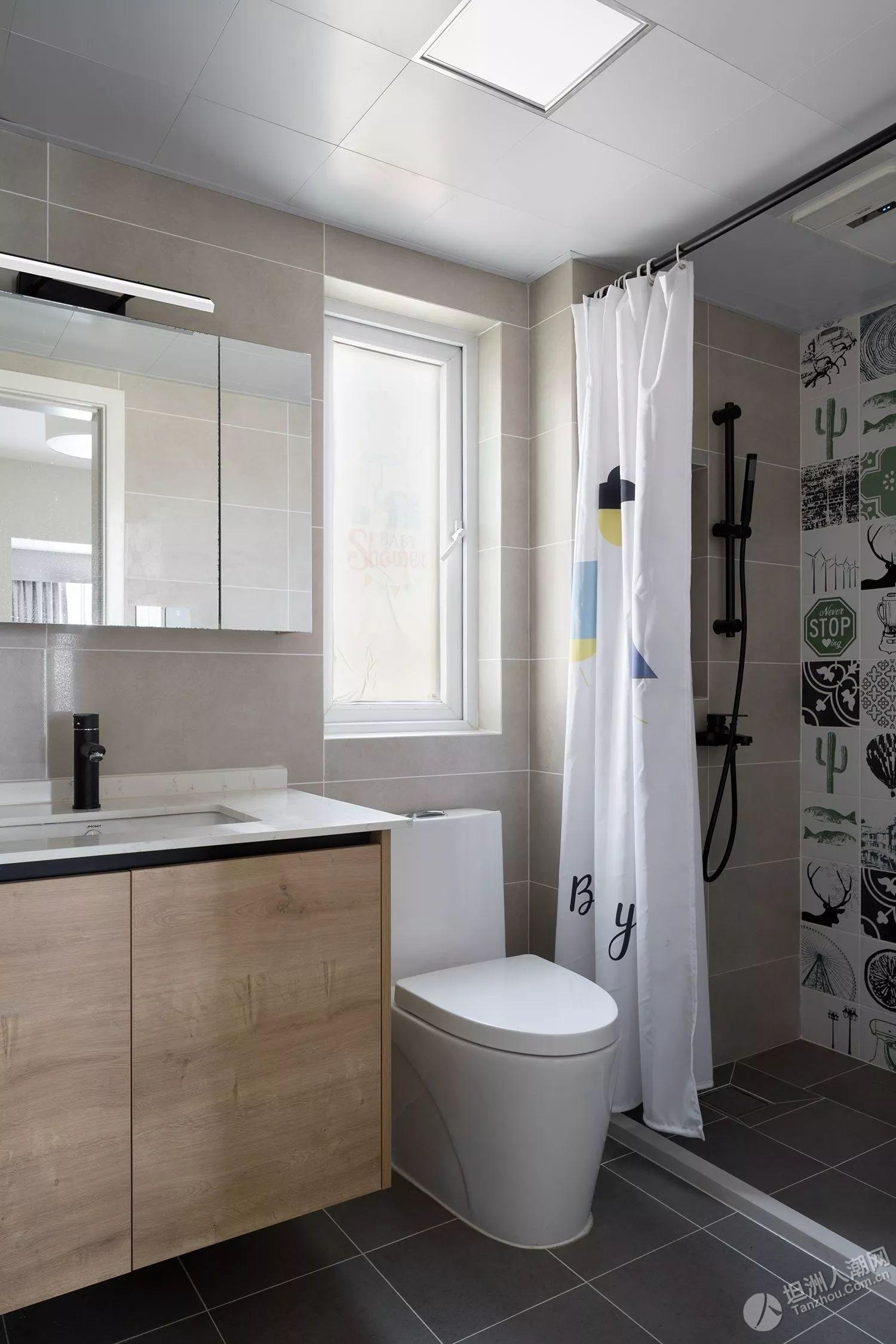 113平的北欧风三居室,把收纳与生活结合起来!