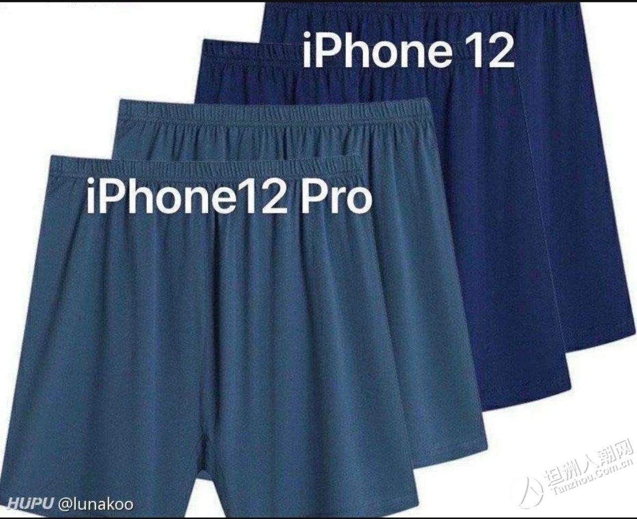 翻车了?iPhone 12新配色被网友吐槽「丑爆了」