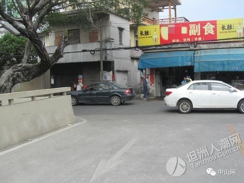 中山9岁女童自家商铺门口被撞飞,视频拍下惊险瞬间