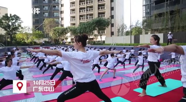 你要去看吗?11月8日坦洲有场瑜伽公益汇演要在这里举行