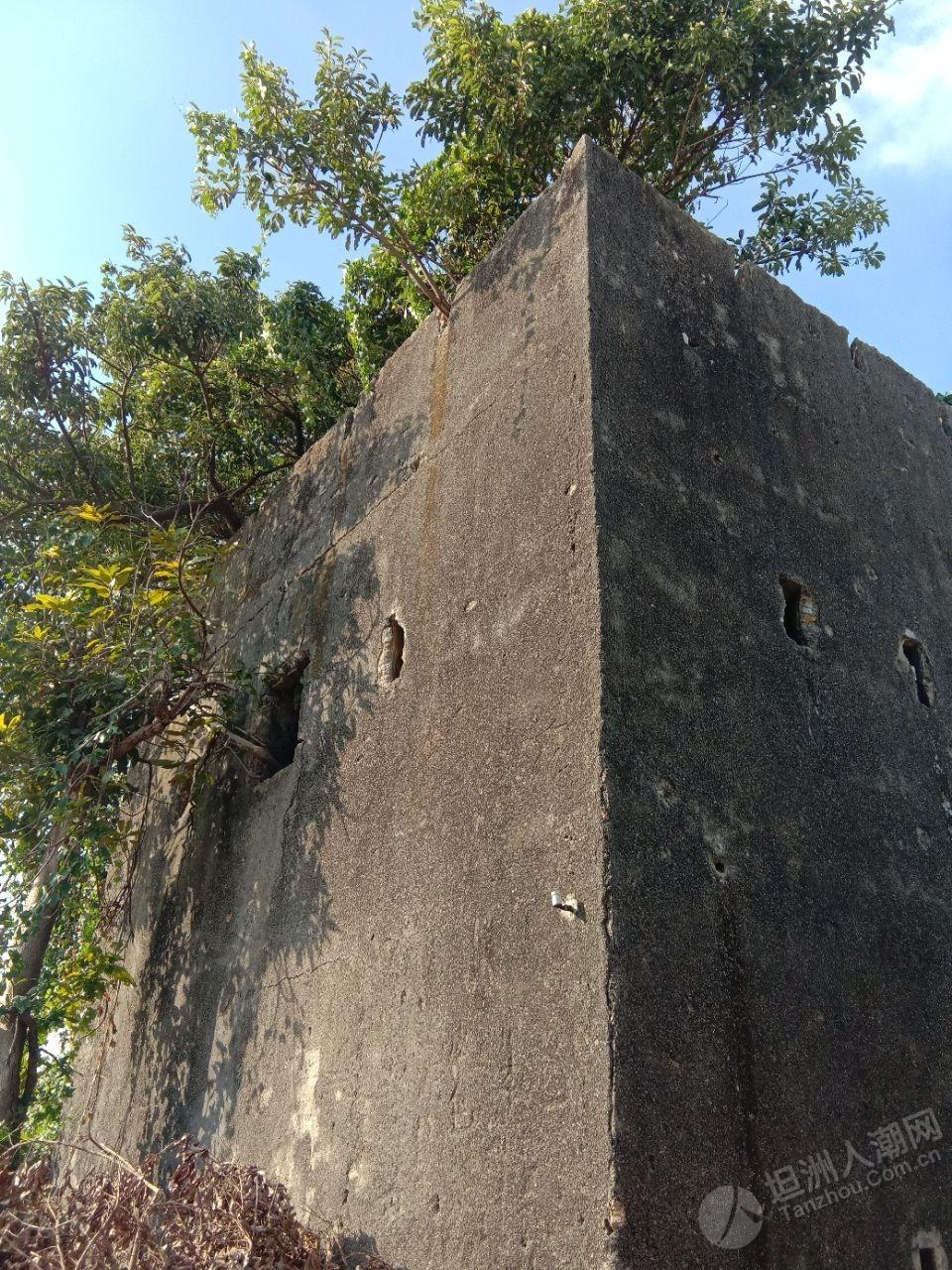 坦洲南村碉楼