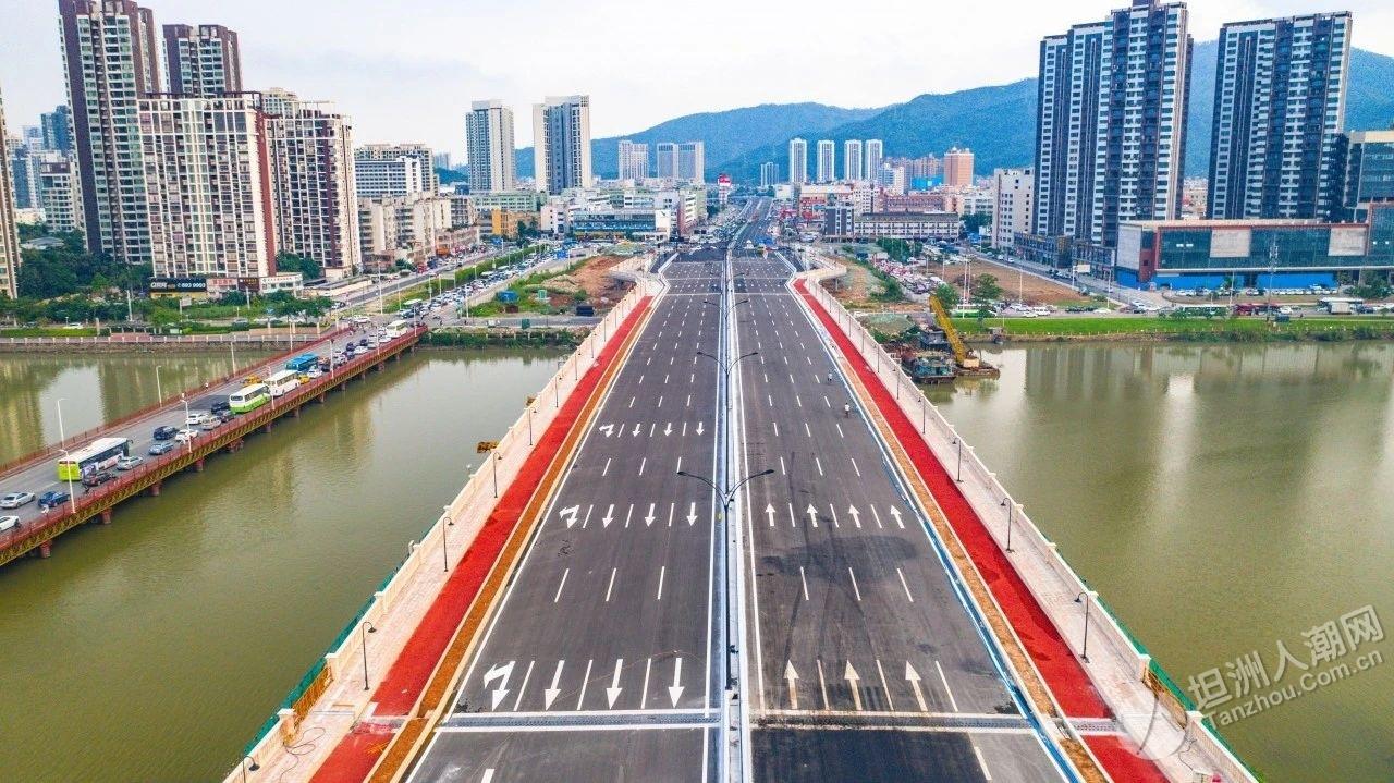 11月29日起坦洲去南屏、前山交通有变化!两条单行线恢复双行,有路口禁止左转!