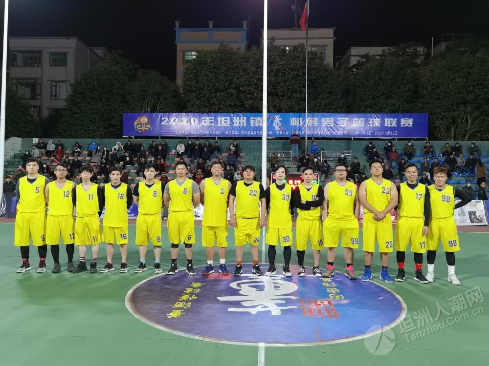 【比分速递】坦洲镇村居男子篮球联赛第5~8名出炉,分别是...(12.16)