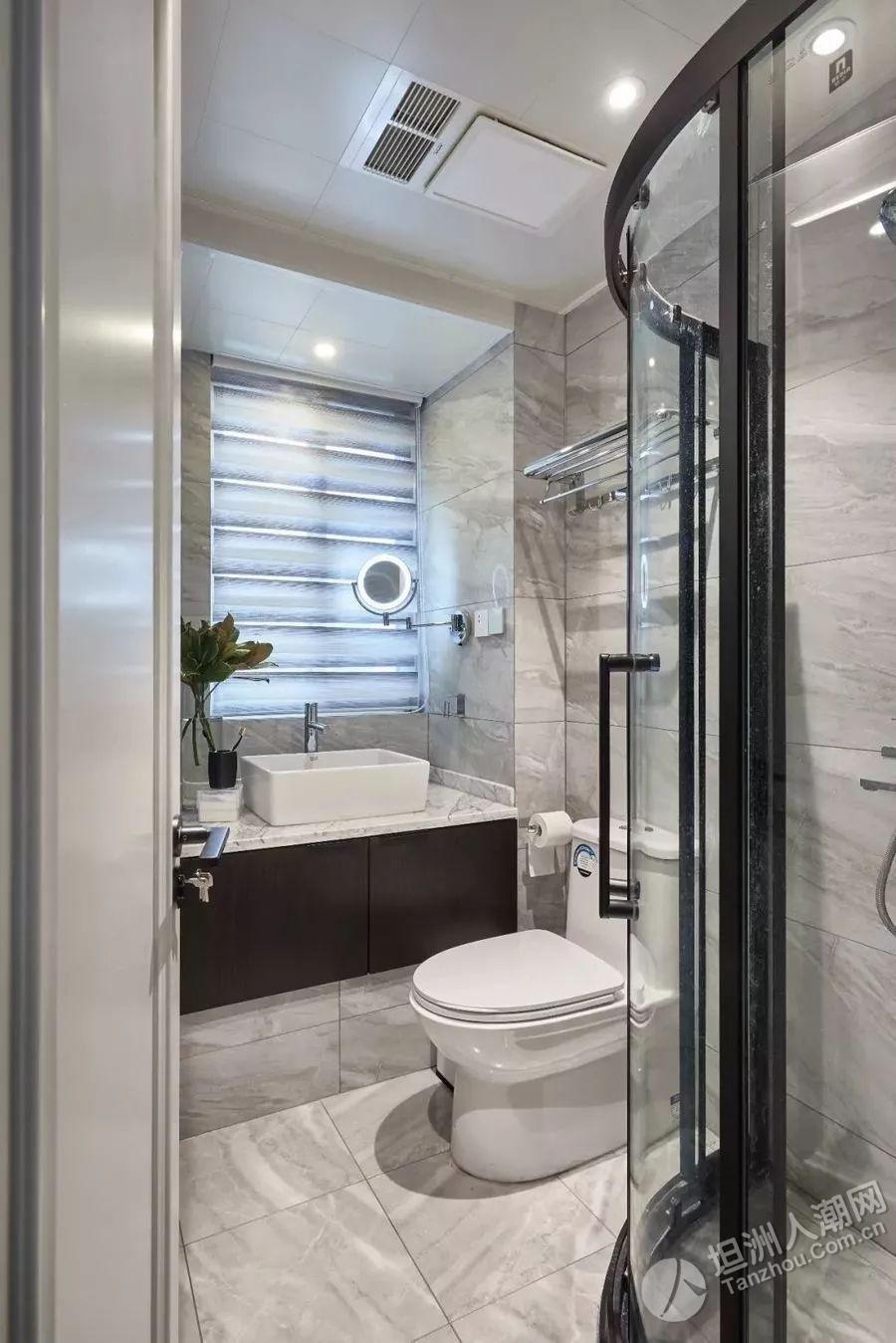 108平的现代轻奢风三居室,坦洲人有钱就应该这样装