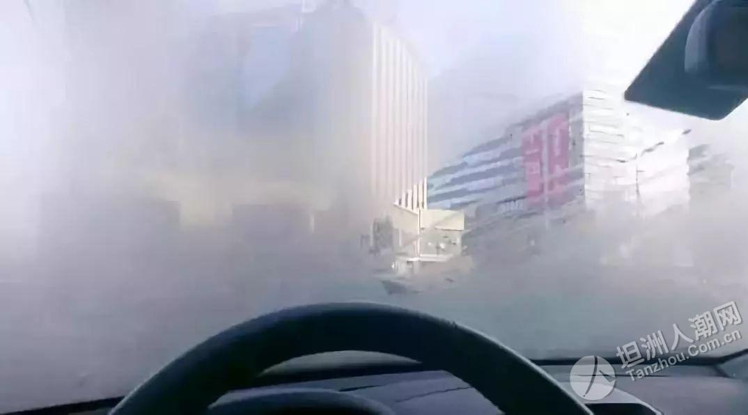坦洲车主当心!冬天在车里做这件事,有生命危险