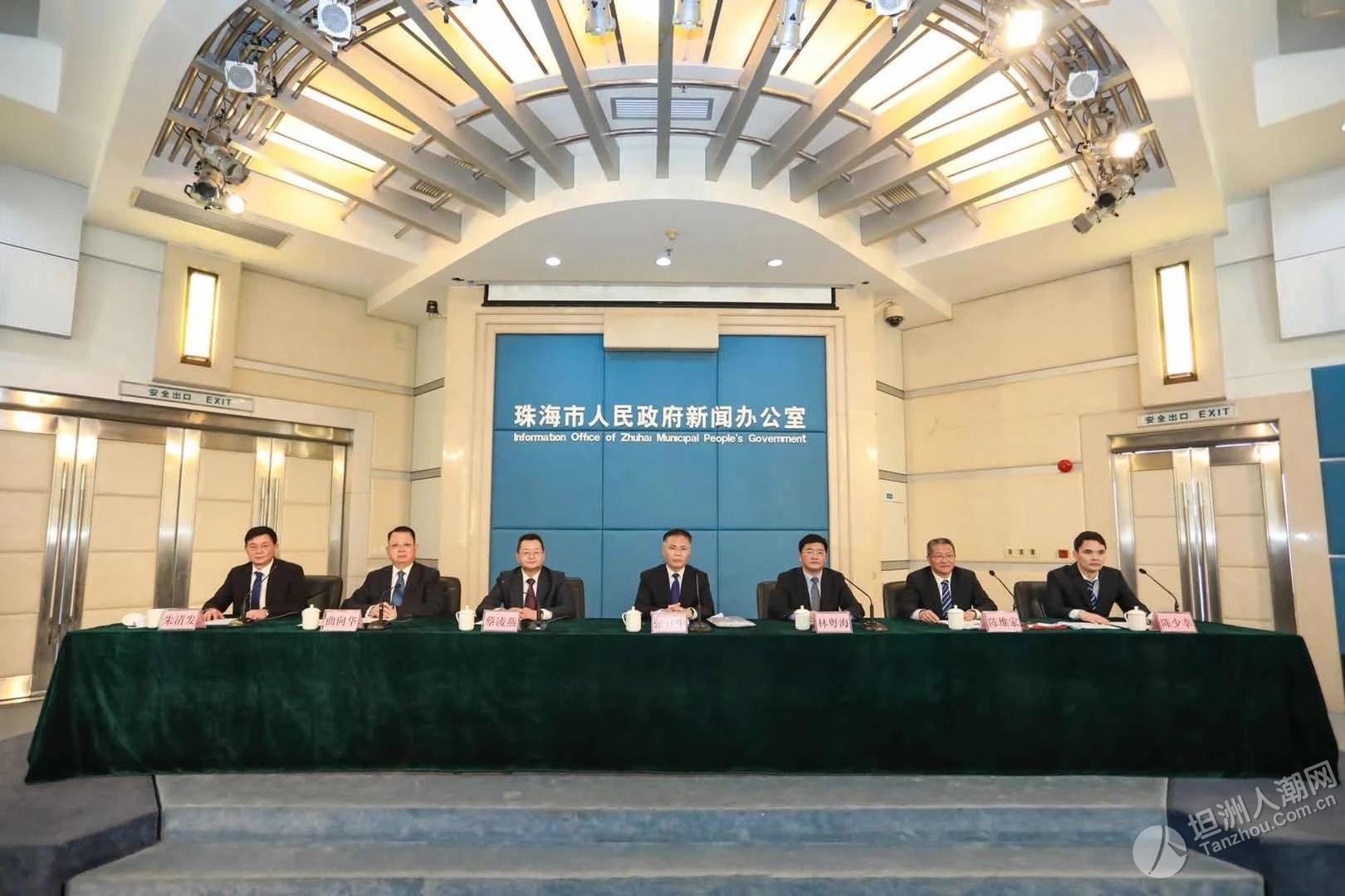珠海地铁最新消息、洪鹤大桥收费模式…今天这场发布会都说了!