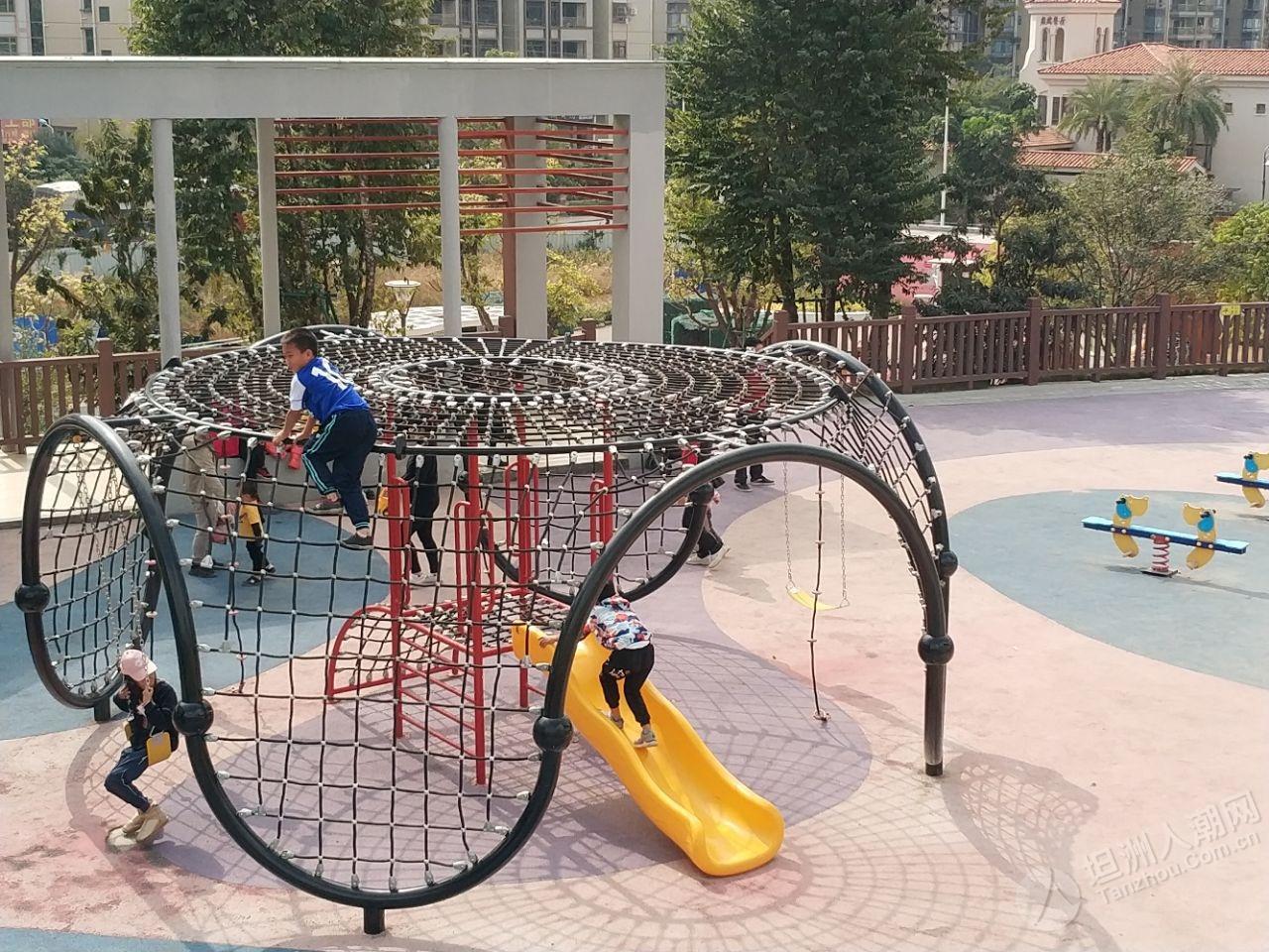 又去中山南部儿童公园