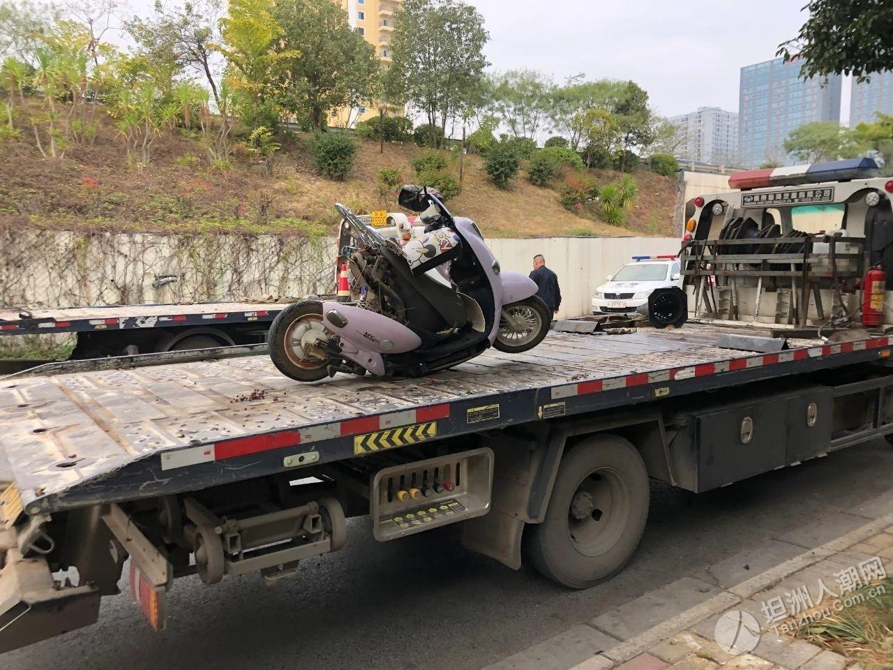 突发!广西南宁一辆suv撞上多名行人,已致4人死亡6人受伤