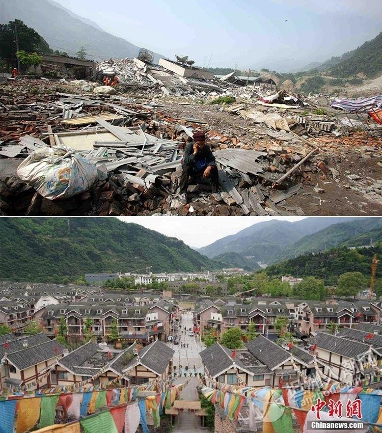 """""""再笑出去!""""导游怒怼参观汶川地震遗址嬉笑游客"""
