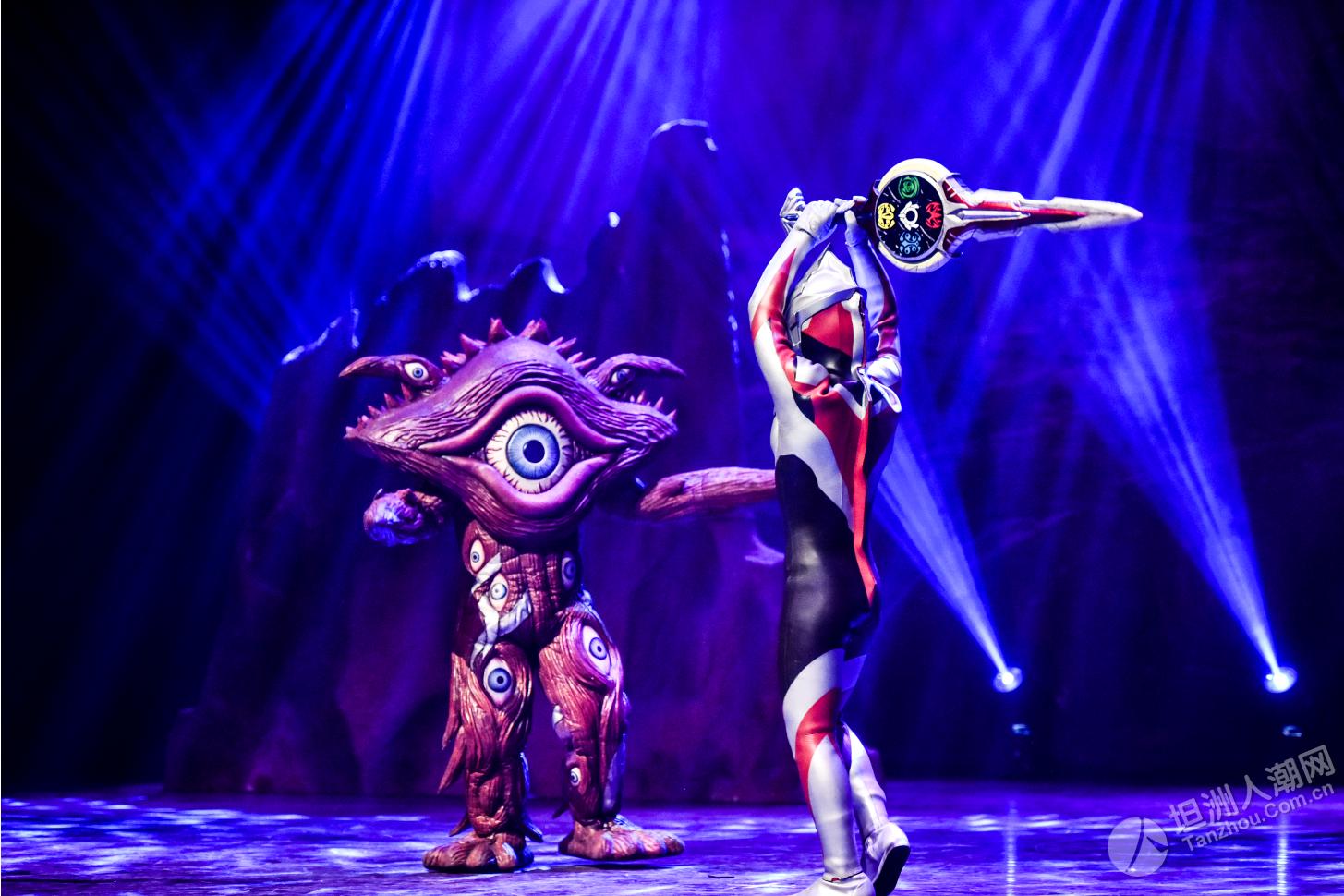 珠海即将有奥特曼舞台剧上演(2021.3.20)