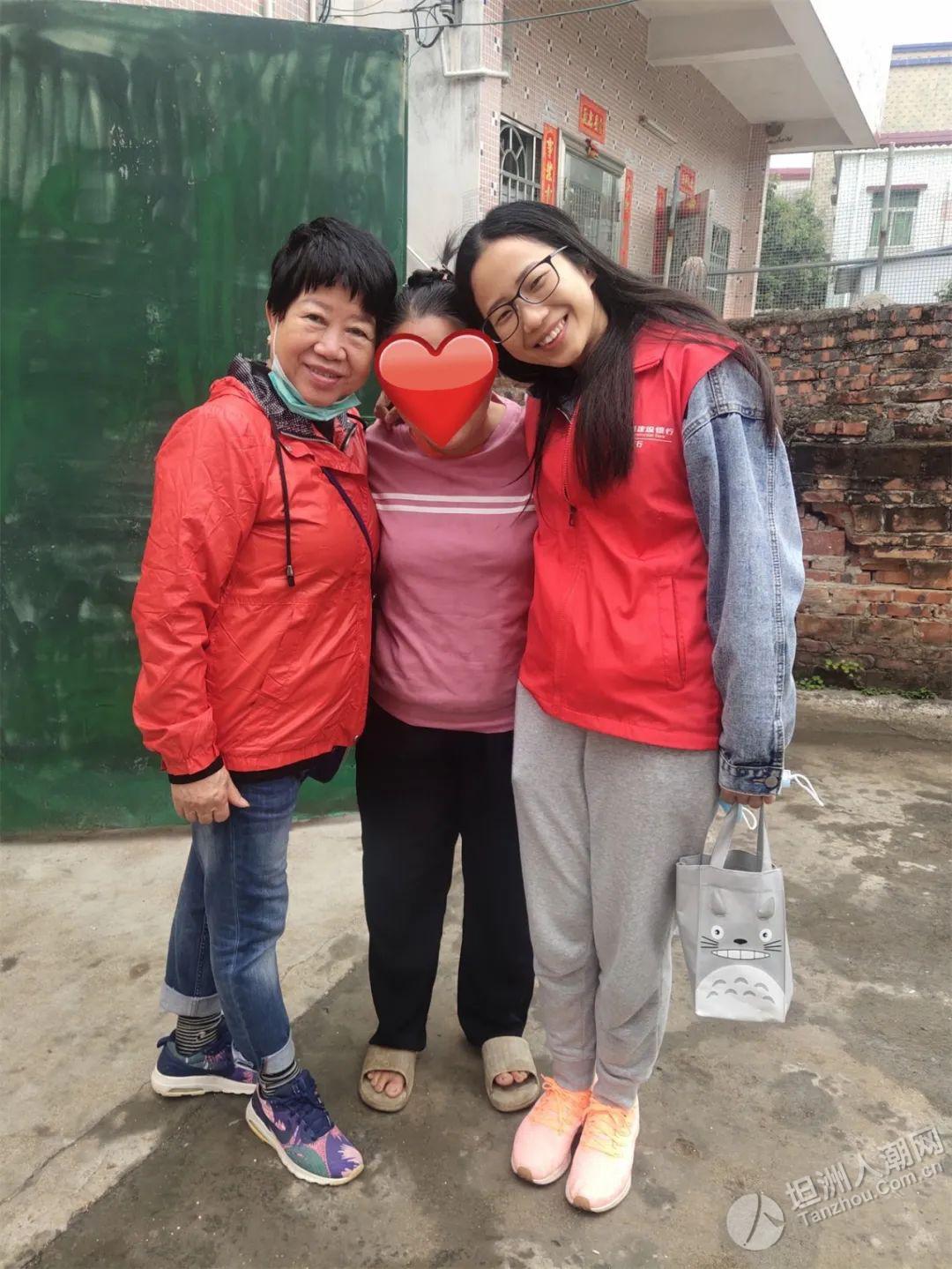【活动回顾】坦洲:一群人温暖一座城,关爱弱势群体入户探访