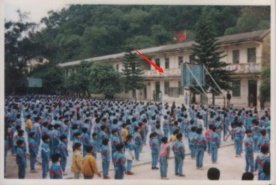 【照片回忆录】第四季01九十年代坦洲中学小学老师的办公室