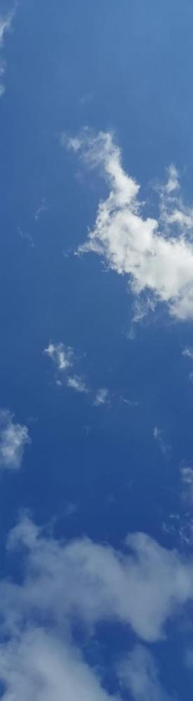 看到坦洲的晴空忍不住要唱起来...