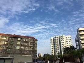 今天坦洲天空