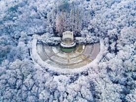 2018年第一场雪,让你找到了初恋的感觉!