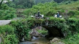 摩游马兰村