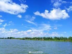 坦洲裕洲村水乡风情,你知道在哪里吗?