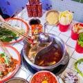 火爆『重庆』的串串店,坦洲也有啦!人均25¥!啤酒小吃水果免费!