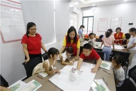 开启暑期新生活,乡村振兴公益夏令营在坦洲镇新合村开班